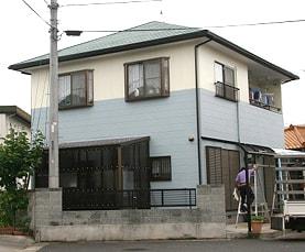 S市T様邸 | 屋根・外壁の痛み修繕サムネイル
