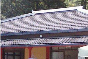 幼稚園屋根のリフォーム:施工後2