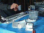 ECO断熱コート途膜処理の準備