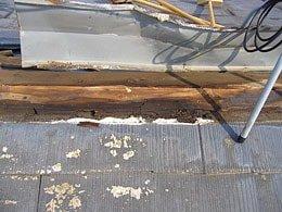カバー工法:施工前