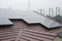 太陽光パネル施工事例4